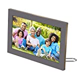 Meural Smart WiFi Digital Photo Frame, 15.6' HD   Instant & Private Photo Sharing   16 x 10, Built-in Stand, Wall Mount   Powered by NETGEAR (MC315) (MC315GDW-100PAS)