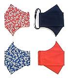 Bandana for Rave Face Mask Dust Wind UV Sun, Neck Gaiter Tube Mask Headwear, Motorcycle Face Mask for Women Men Face Scarf