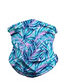 iHeartRaves Aquatic Jungle Neck Gaiter Scarf Face Cover Bandana Gator