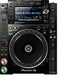 Pioneer DJ Professional Multi Player, Black, 8.10 x 18.20 x 16.30 (CDJ2000NXS2)