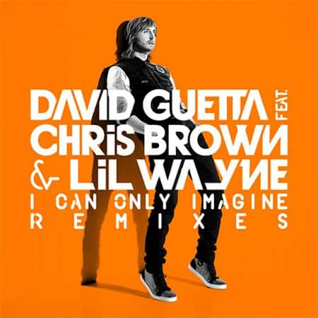 David Guetta & Chris Brown - I Can Only Imagine (R3hab Remix)