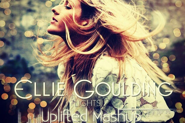 Ellig Goulding Lights Uplifted Mashup