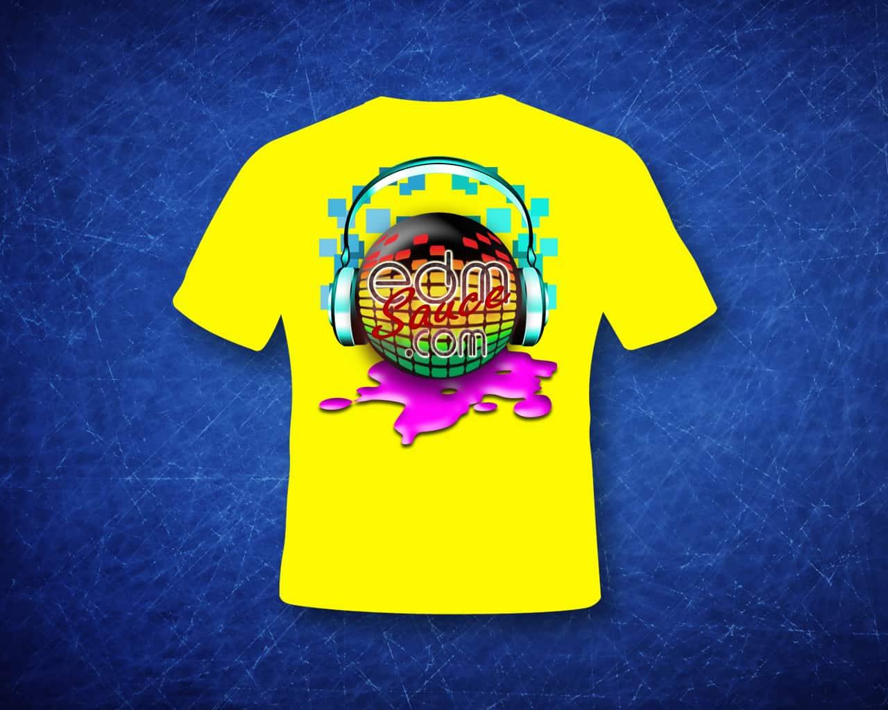 EDM Sauce T Shirt