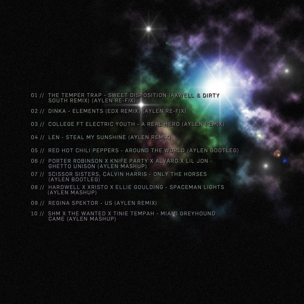 Aylen the remixtape II