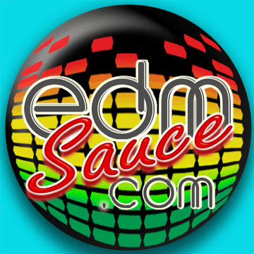 EDM Sauce Sticker