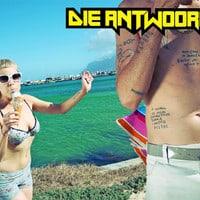 Die Antwoord - I Fink U Freeky (CRNKN REMIX)