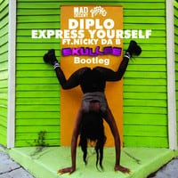 Diplo Ft. Nicky Da B - Express Yourself (Skullee Bootleg)