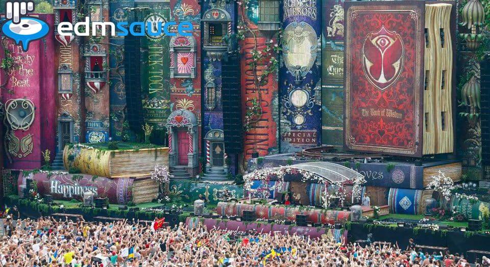 Tomorrowland-Stage-EDM