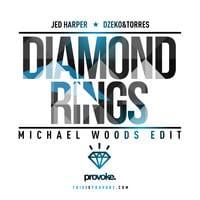 Michael Woods Diamond Rings
