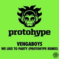 Vengaboys - We Like To Party (Protohype Remix)