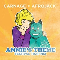 Afrojack - Annie's Theme (Carnage Festival Trap Remix)