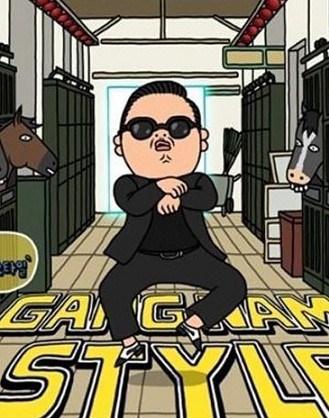 Gangnam Style Mashup - Psy, LMFAO, Dev, Offspring