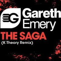 Gareth Emery - The Saga (K Theory Remix)