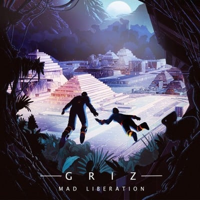 GriZ - Mad Liberation (Free Album Download)