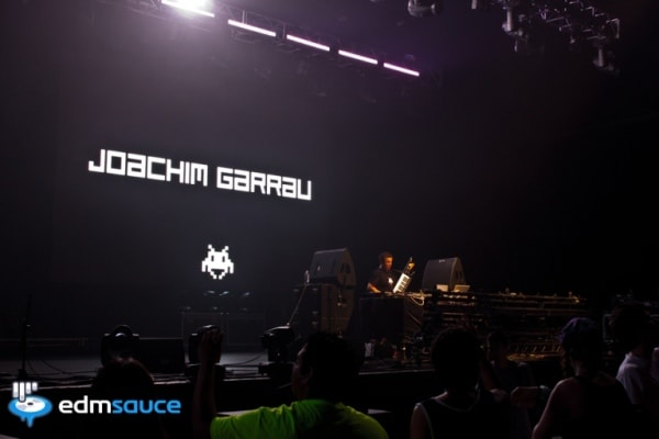 Joachim Garraud at Nocturnal Wonderland 2012