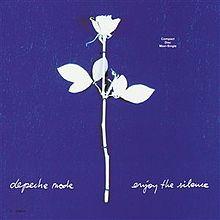#ThrowbackThursday + Depeche Mode - Enjoy The Silence