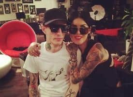 Deadmau5 is now dating Tattoo Artist, Kat Von D