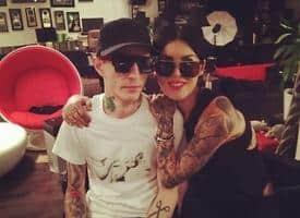 Deadmau5 is now dating Tattoo Artist, Kat Von D