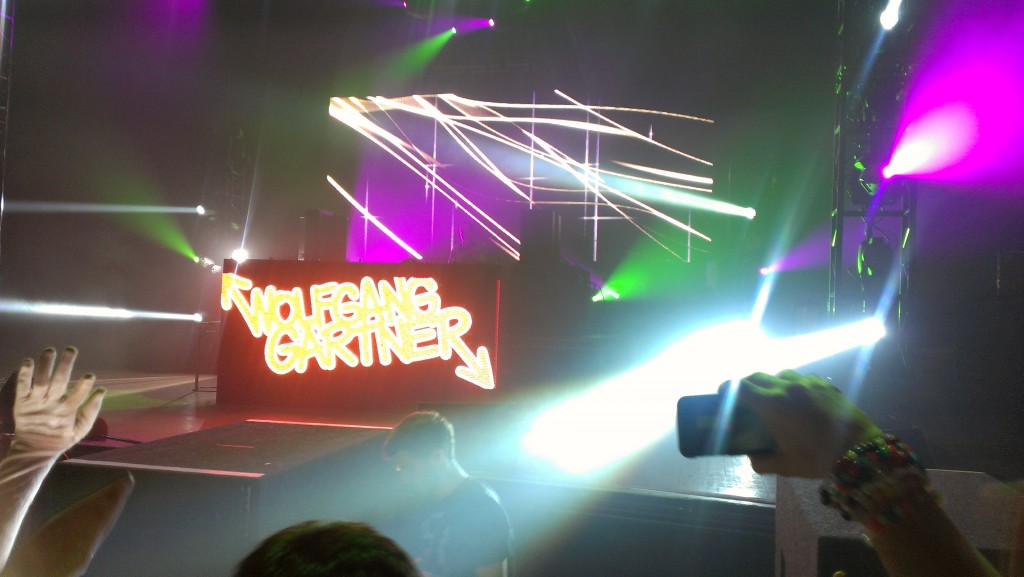 Wolfgang Gartner Love & War Freaky Deaky Chicago