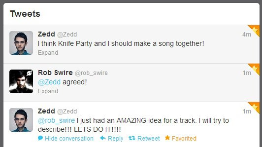 Zedd and Knife Party Soon To Collaborate