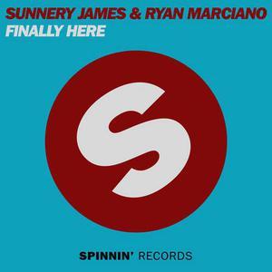 Sunnery James & Ryan Marciano - Finally Here (Original Mix)