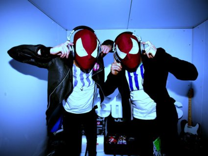 The Bloody Beetroots Halloween Costume