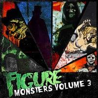 Figure - Monsters Vol 3 (Halloween Mix)