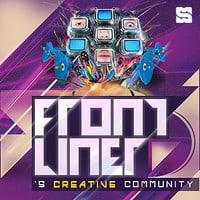 Mix Supersized Frontliners Creative Community (Hardstyle Mixtape)