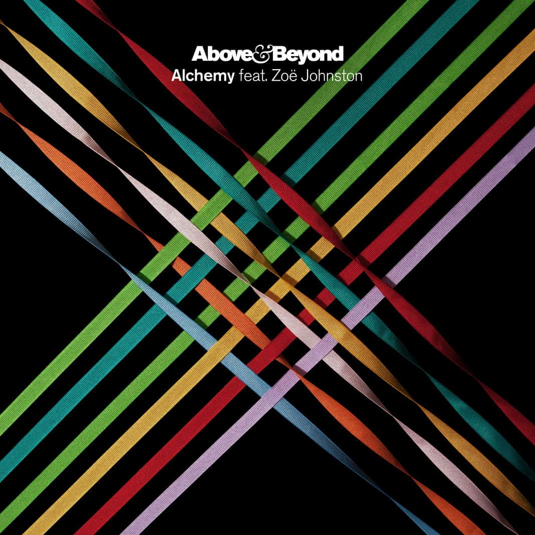 Above beyond feat zo johnston alchemy official for Above and beyond