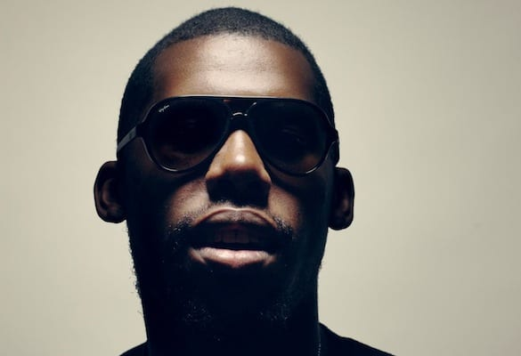 Flying Lotus Is Changing Live Shows with Layer 3