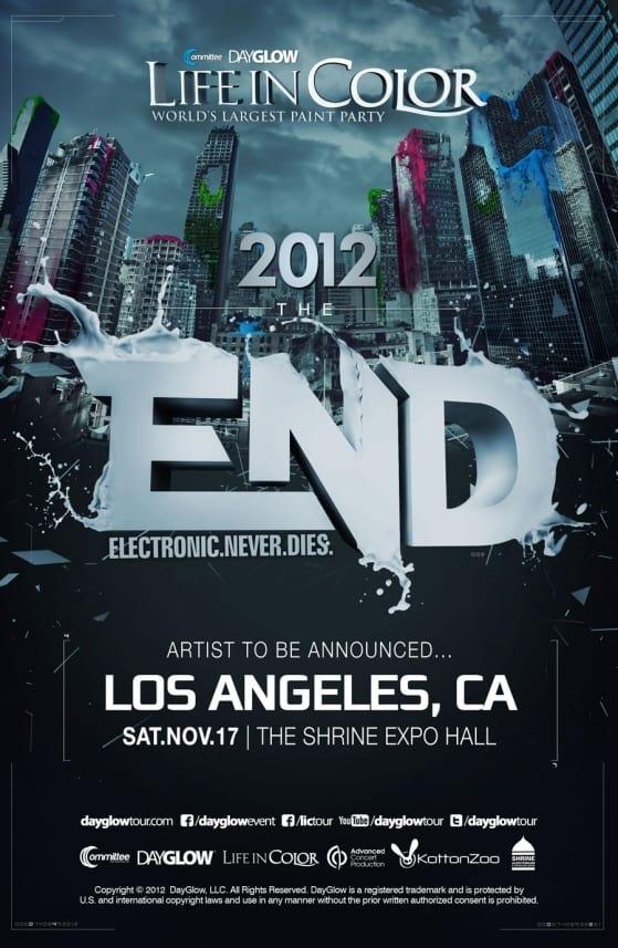 DAYGLOW EDM EVENT
