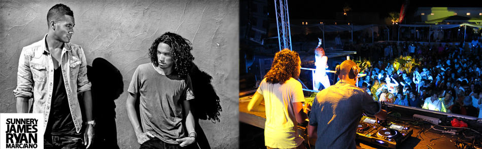 Sunnery James and Ryan Marciano Interview