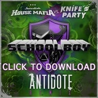 SHM vs. Knife Party - Antidote (Schoolboy Remix)