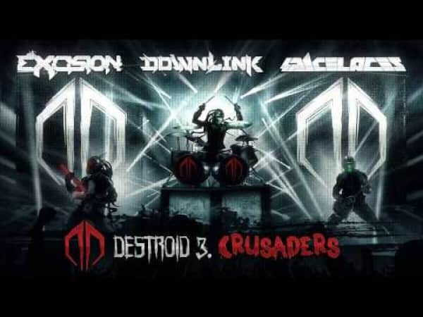 Excision and Downlink form 'DESTROID'