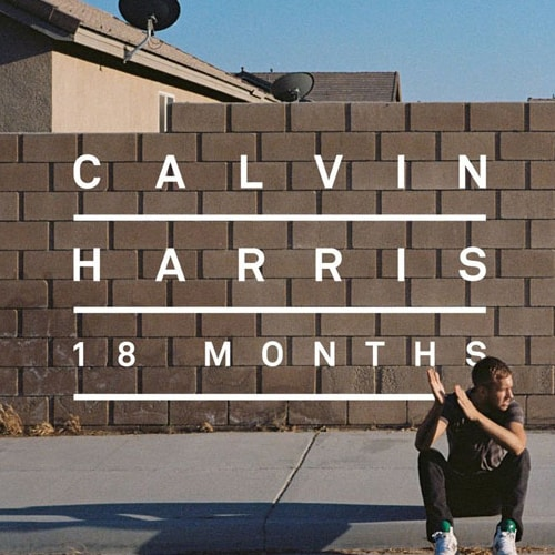 Top 10 EDM Albums To B... Calvin Harris I Need Your Love Album Cover