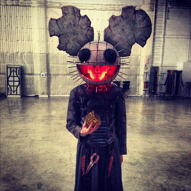 Electronic Halloween Decorations: Our Top 10 Favorite Electronic Dance Music Images For 2012