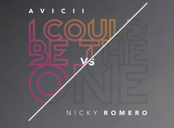 """Avicii and Nicky Romero Release """"I Could Be The One"""" Ahead of Schedule"""