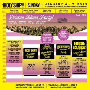 Holy Ship 3
