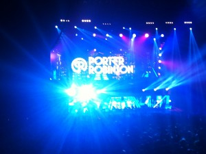 Hardwell + Porter Robinson at Chicago's Congress Theater