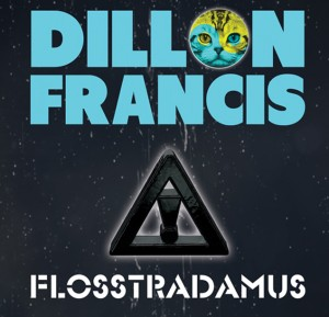 React Presents: Dillon Francis & Flosstradamus at Congress Theater Chicago on March 8, 2013