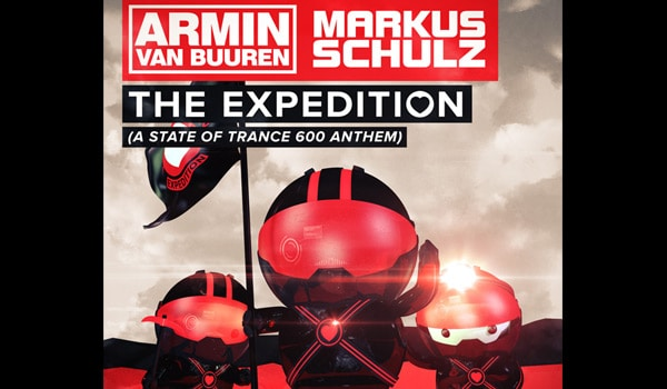 Armin van Buuren and Markus Schulz - The Expedition (ASOT 600 Anthem)