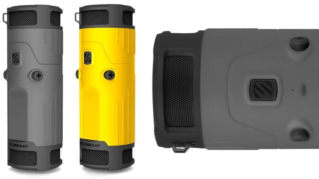 New BoomBOTTLE Speaker for Your Bike Rides