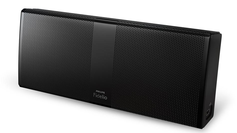 Philips Introduces The Smart Cover to Bluetooth Speakers