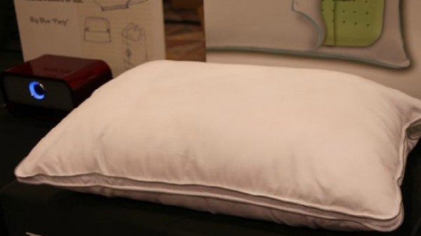 Pillow With Built In Speakers Will Keep You In Bed Even Longer Now