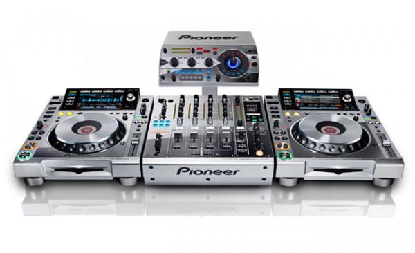 Pioneer Platinum Edition