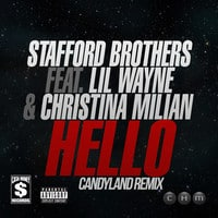 Stafford Brothers Ft. Christina Milian - Hello (Candyland Remix)