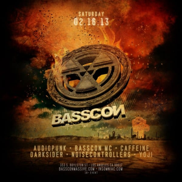 Insomniac Events Introduces Basscon for the Hard Dance Community