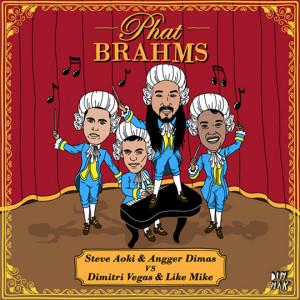 Phat Brahms *OFFICIAL VIDEO* - Steve Aoki & Angger Dimas vs Dimitri Vegas & Like Mike