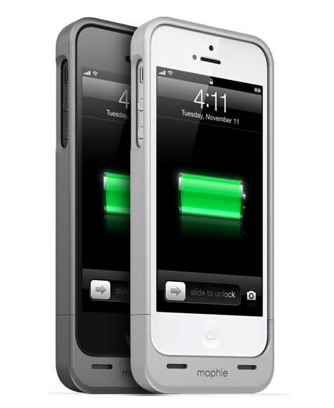 the very first iphone mophie release its iphone 5 battery juice pack 16268