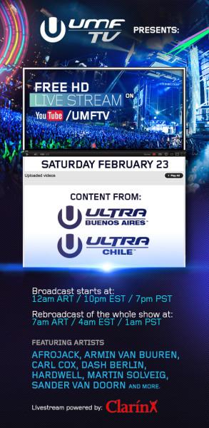 umf live stream